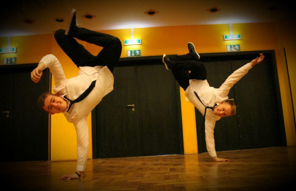 Street-Beatz Breakdance Performance Crew Berlin in Action
