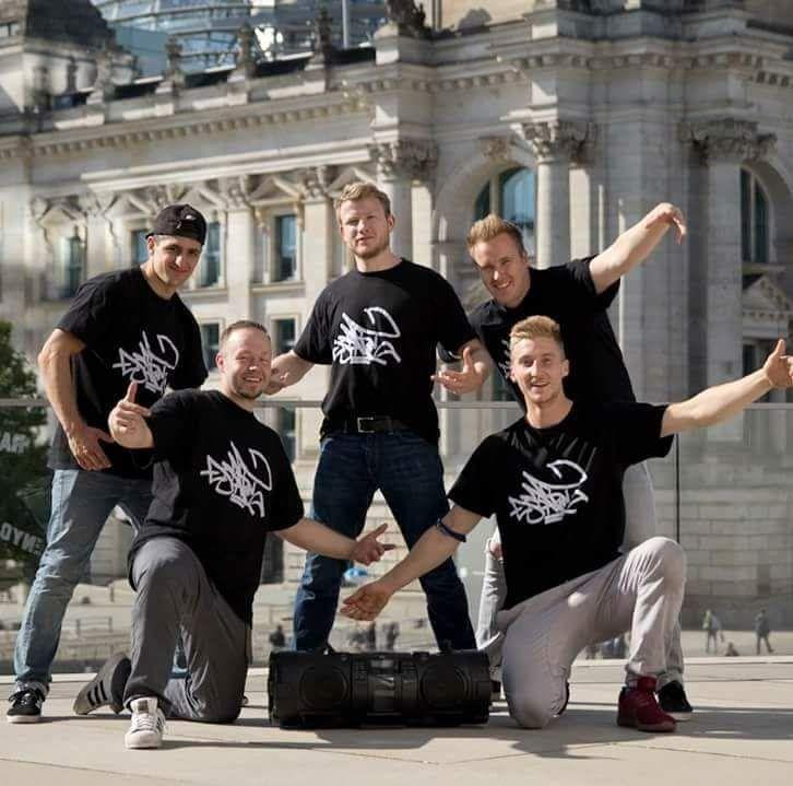 Street-Beatz Breakdance Crew Berlin auf Street-Beatz.de