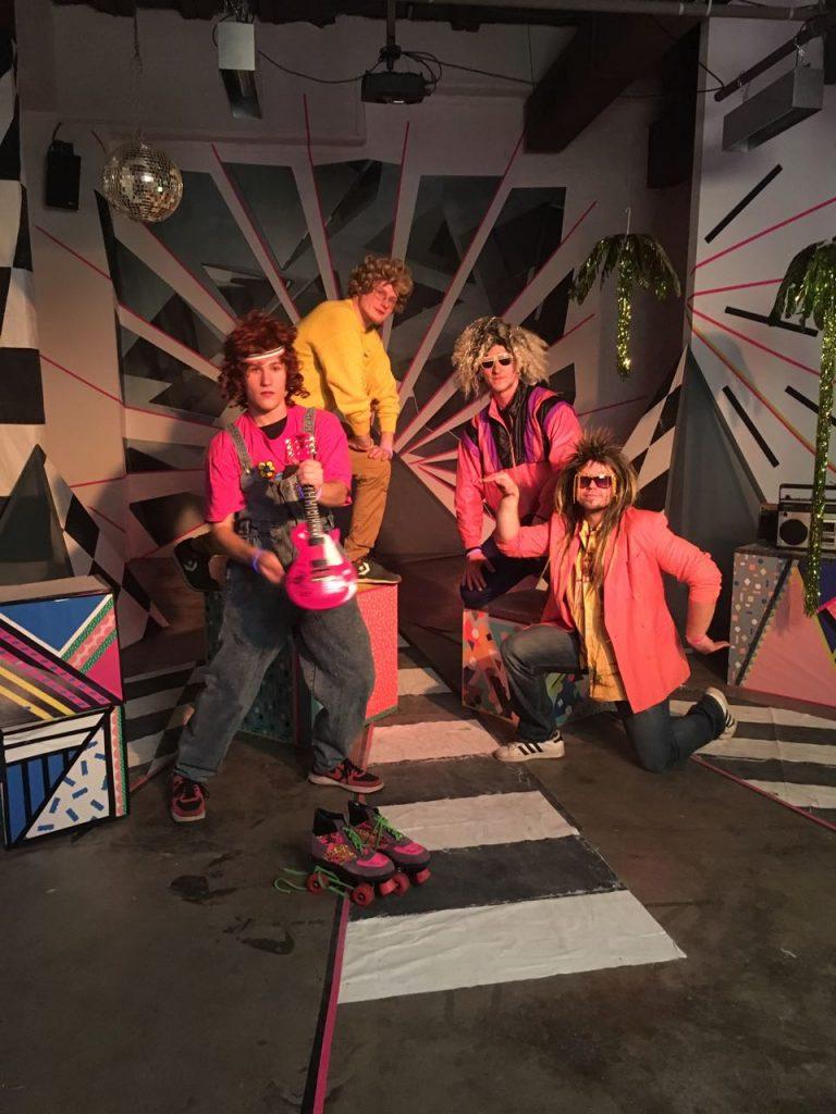 Street Beatz Breakdance Crew Berlin Kostüme
